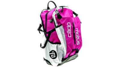 Airflow gear skate skeeler bag - pink/white
