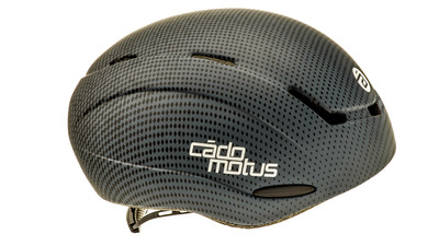 Cádo Motus Alpha-Youth Aerospeed kinder schaatshelm - zwart