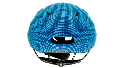 Cádo Motus Alpha-Youth Aerospeed kinderschaatshelm - blauw