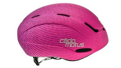 Cádo Motus Alpha-Youth Aerospeed kinder schaatshelm - roze