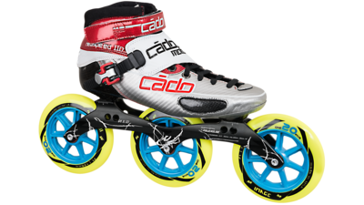 Cádo Motus New Speed 110 met Powerslide Vi 125mm