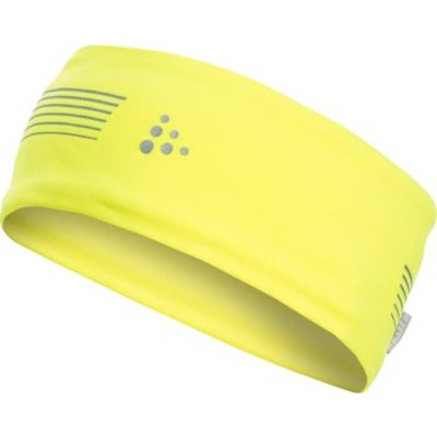 Craft Headband Brilliant Yellow