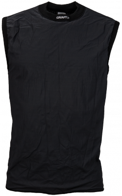 Craft Active Windstopper Sleeveless schwarz