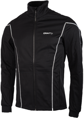 Craft Force Jacket Heren Zwart
