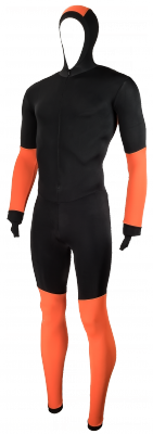 Craft SpeedSuit colorblock orange