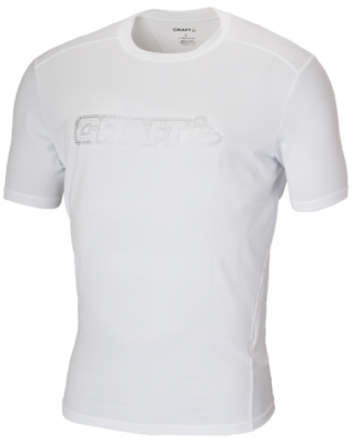 Pro Cool Logo T-Shirt Wit