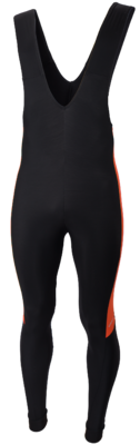 Craft Thermo Collant Colorblock Black/Red
