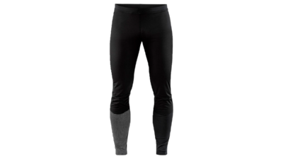Men's Urban thermal wind tights [black]