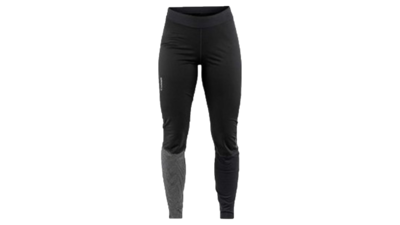 Women's Urban thermal wind tights [black]