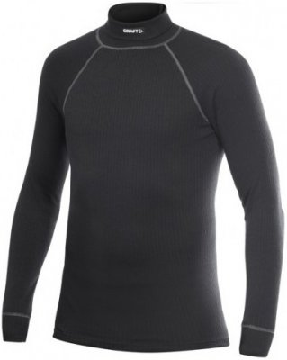 Craft Active Turtleneck Heren col