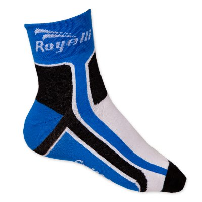 Rogelli Cycling Socks blue