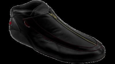 EVO Neon Schaatsschoen zwart