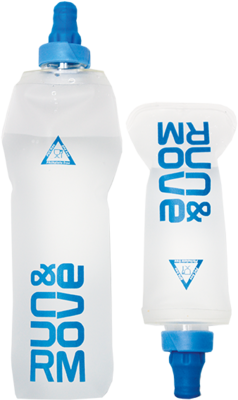 Run en Move Soft Flask 500ML