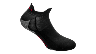 Falke RU5 INVISIBLE - RUN black [men 16731-3010]