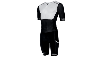 Fusion Speedsuit SLi white/black