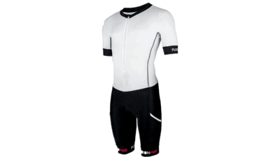 Fusion Speedsuit SUBLI white/black