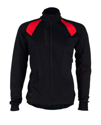 Hunter Windtex Comfort Jack Pro Black/Red