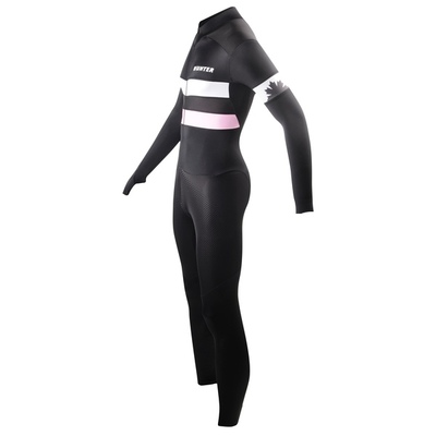 Hunter Skatesuit Marathon RTR Speed Black Pink 25403