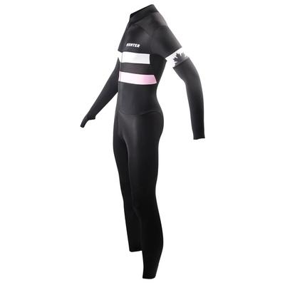 Skatesuit Marathon RTR Speed Black Pink 25403