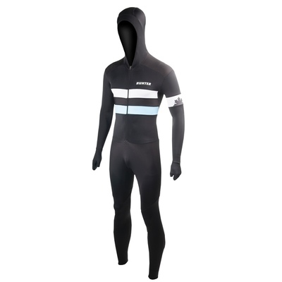 Hunter Speedsuit RTR lycra met cap Retro