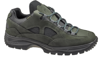 Gritstone low GTX asche/dark-grey
