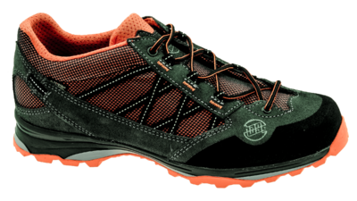 Belorado II low Lady GTX asphalt/oirink