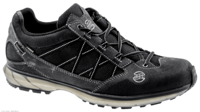Hanwag Belorado II low Tubetec GTX asphalt/black