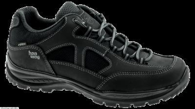 Hanwag Gritstone II Wide GTX asphalt/black