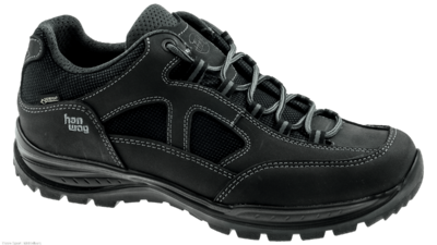 Hanwag Gritstone II GTX asphalt/black