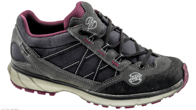 Belorado II low Tubetec Lady GTX asphalt/dark