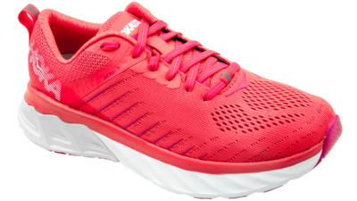 Hoka One One Arahi 3 poppy red/nimbus cloud