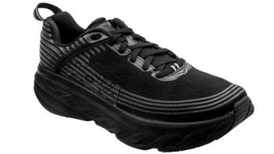 Hoka One One Bondi 6 black/black