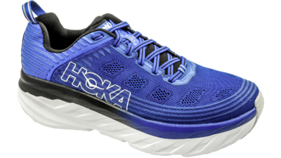 Hoka One One Bondi 6 galaxy blue/anthracite [WIDE]