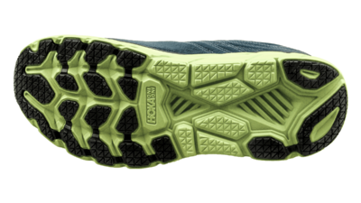 Hoka One One Clifton 6 stormy weather/moonlit ocean