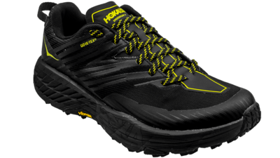 Hoka One One Men's Speedgoat 4 GTX anthracite/ dark gull grey