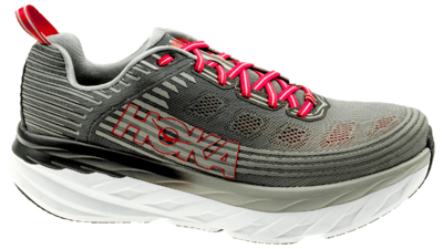 Hoka One One Bondi 6 alloy/steel gray