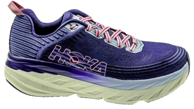 Hoka One One Bondi 6 marlin/blue ribbon