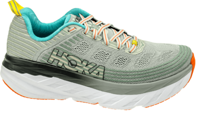 Hoka One One Bondi 6 vapor blue/wrought iron