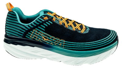 Hoka One One Bondi 6 black iris/storm blue