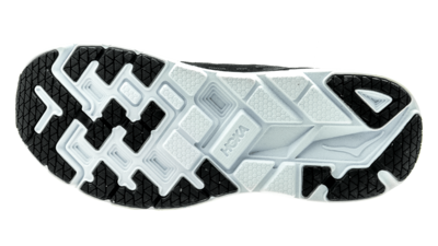 Hoka One One Clifton 5 KNIT black/white