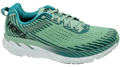 Hoka One One Clifton 5 lichen/storm blue
