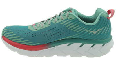 Hoka One One Clifton 5 green-blue/slate canton