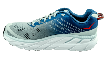 Hoka One OneClifton 6 plain air/moonlight blue