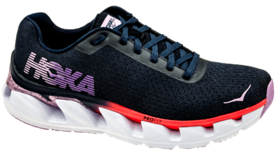 Hoka One One Elevon black irish/lavendula