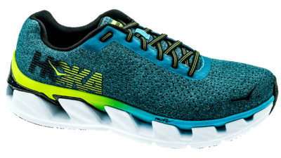 Hoka One One Elevon Caribbean sea/black