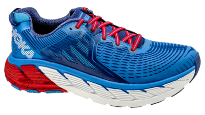 Hoka One One Gaviota Diva-Blue/True-Blue