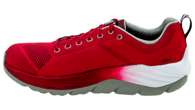 Hoka One One Mach Racing Red / Black