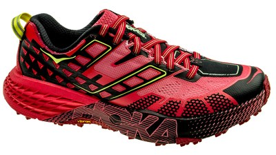 Hoka One One Speedgoat 2 dubarry/chilipepper