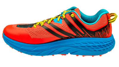 Hoka One OneSpeedgoat 3 nasturtium/spicy orange