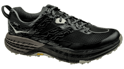 Hoka One One Speedgoat 3 WP black/drizzle